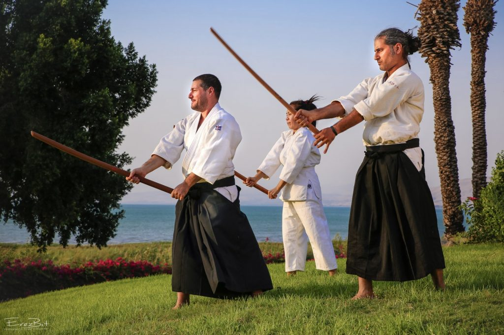 Aikido boken